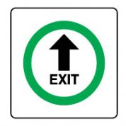 Safe Safety Sign - Exit 2 068
